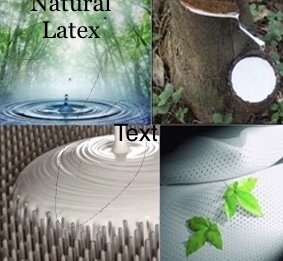 Latex Mattress Natural Talalay