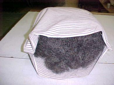 Pillow Horse Hair