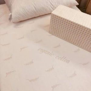 organic talalay latex mattress