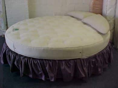 Custom Bed Skirt - Dust Ruffle