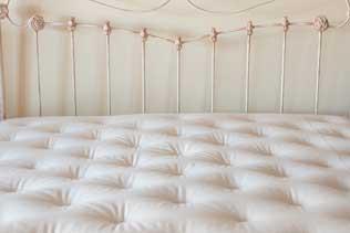 organic cotton innerspring mattress
